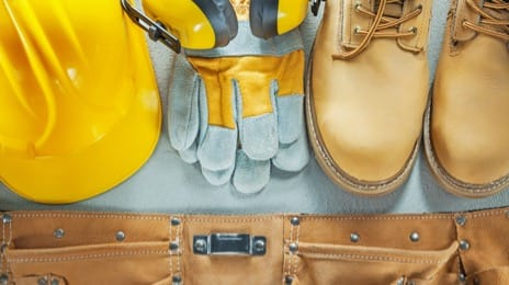 Workwear and safety footwear