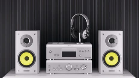 Audio equipment and accessories