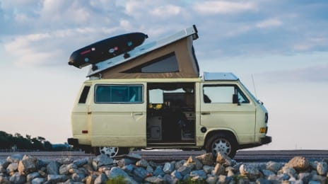 Camping vans, recreational vehicles